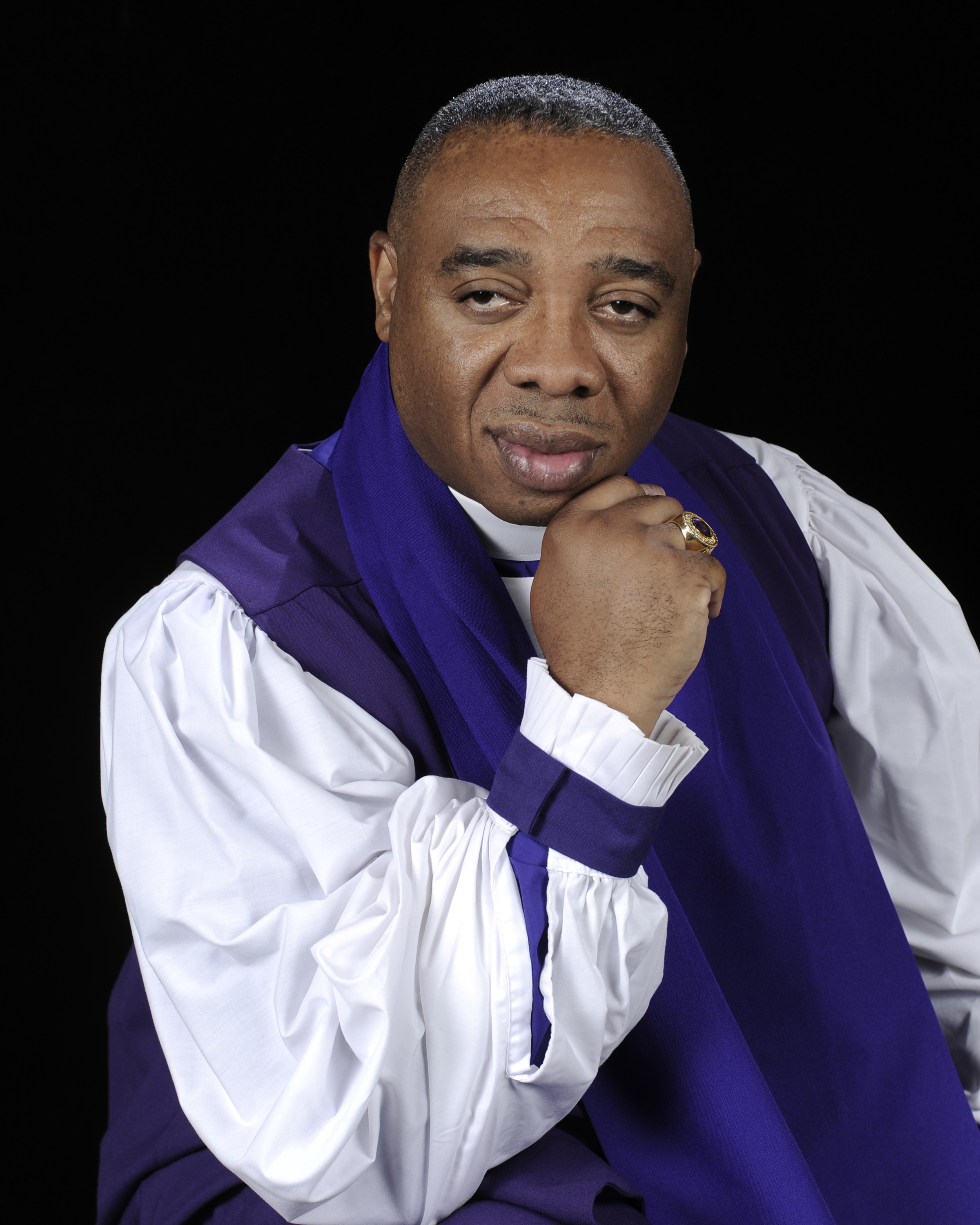 Bishop J,. L'Keith Jones